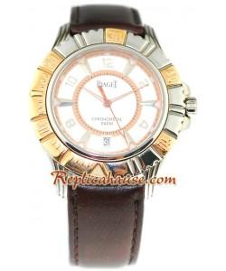 Piaget Automatique Chronometer Montre Suisse Replique