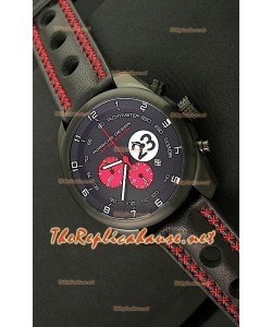 Porsche Design Edition 6612 Quartz Chronograph Montre PVD