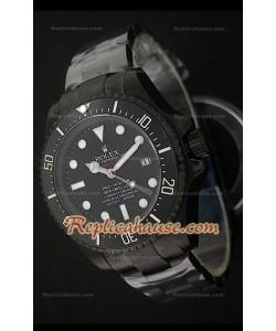 Rolex Replica Sea Dweller Deep Sea PVD Swiss Montre