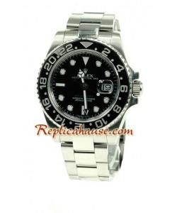 Rolex Replique GMT Suisse 2011 édition - CERAMIC BEZEL