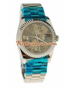 Rolex Replique Datejust Mid Sized - 36MM Montre