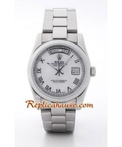 Rolex Replique Day Date Silver