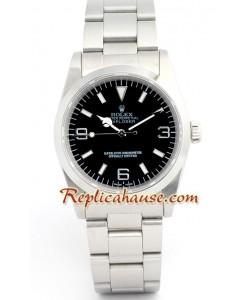 Rolex Replique Explorer I -Silver