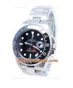 Rolex GMT Master II Suisse Céramique Bezel Montre