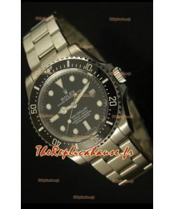 Rolex Sea Dweller 116600 - Édition miroir ultime 2015 1:1