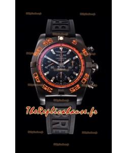 Breitling Chronomat 44 Raven montre réplique à miroir 1:1