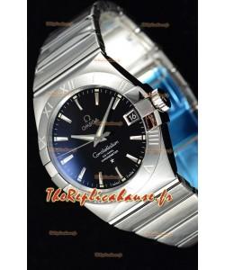Omega Co-Axial Constellation Master montre chronomètre de 39 mm à miroir 1:1