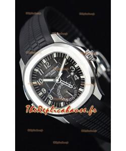 Patek Philippe Aquanaut 5164A montre à miroir 1:1 en cadran marron