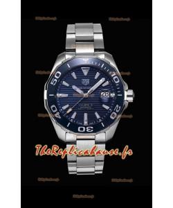 Tag Heuer Aquaracer calibre 5 montre réplique à miroir 1:1