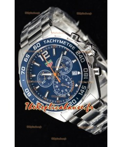 Tag Heuer Formule 1 montre suisse réplique chronographe à Quartz