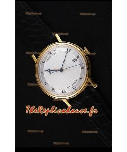 Montre Breguet Classique5177BA/15/9V6 Jaune Or avec index romains