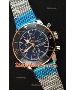 Breitling Superocean Heritage II chronographe 46MM 1:1 Miroir Montre Réplique Suisse