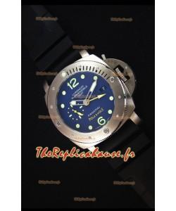 Panerai Luminor Submersible GMT PAM719 Pole 2 Pole Edition  Montre Réplique Suisse Miroir 1:1