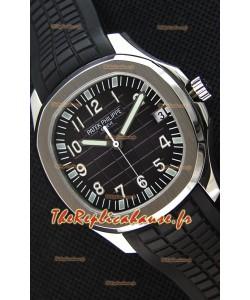Montre Patek Philippe Aquanaut5167A-001 Suisse Cadran Gris Réplique à l'identique 1:1