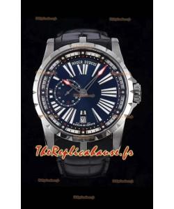 Roger Dubuis Excalibur Boîtier en titane 1:1 Réplique de montre suisse à miroir