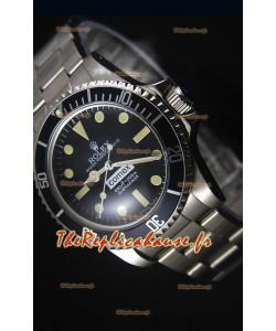Montre à Mouvement Japonais Rolex Submariner Edition COMEX