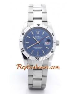 Rolex Replique DateJust - Turn O Graph