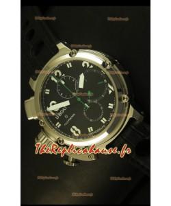 Réplique de montre suisse U-Boat Chimera Édition limitée