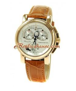 Ulysse Nardin Complications Chronometer Montre Replique