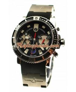 Ulysse Nardin Maxi Marine Diver Chronograph Montre Suisse